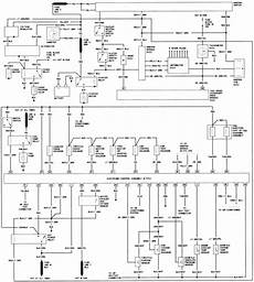 1985 ford radio wiring diagram 1985 automatic mustang 5 0l fueling issue mustang forums at stangnet