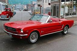 1965 Ford Mustang Convertible  Mustangs / Shelbys