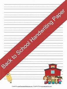 spelling improvement worksheets 22426 back to school handwriting paper free printable for handwriting activities spelling