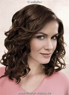 locken frisuren halblang frisuren locken halblang