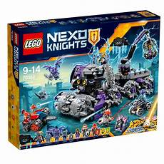 70352 lego nexo knights jestro s headquarters 840 pieces