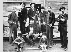 Hatfields and McCoys bury the hatchet after bloody 19th