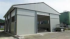 capannone prefabbricato in ferro usato abm costruzioni di albanesi c impresa costruttrice di