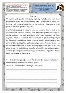 worksheets for year 5 19212 year 5 reading comprehension worksheet by hilly100m teaching resources tes