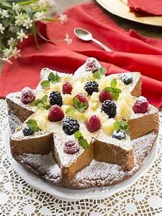dolce con panna e mascarpone fatto in casa da benedetta stella di pandoro con mousse al mascarpone fatto in casa da benedetta rossi ricetta