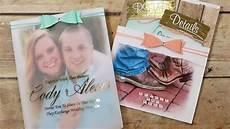 diy wedding invitations youtube