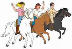 Ausmalbilder Bibi Und Tina Mit Pferde Pin Auf Bibi Und Tina