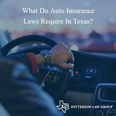 auto insurance laws overview of auto insurance laws fort worth