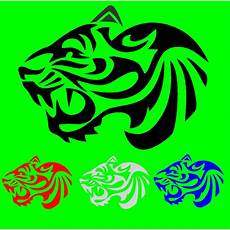 Paling Bagus 27 Gambar Harimau Keren Sugriwa Gambar