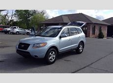 Used 2008 Hyundai Santa Fe GLS For Sale Oklahoma City Buy