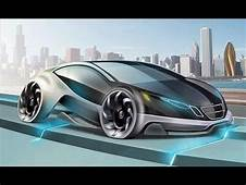 Cars Well Be Driving In The World Of 2050 Future