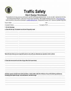 fillable online troop226ohio traffic safety merit badge workbook troop226ohio fax email print