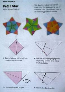 origami sterne falten anleitung origami directions for a five pointed dolce