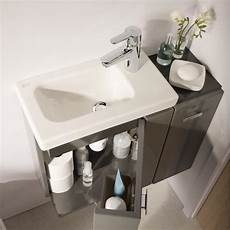 gäste wc waschtisch mit unterschrank keramag kleines waschbecken mit unterschrank f 252 r g 228 ste wc jenseits
