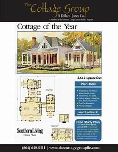 cottage living magazine house plans cottage of the year the cottage group coastal cottage