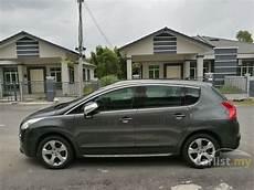 Peugeot 3008 Gebrauchtwagen - peugeot 3008 2011 1 6 in kuala lumpur automatic suv grey