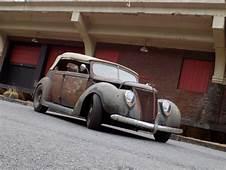 1937 Ford Phaeton Rat Rod Dayton Wire Wheels Hot