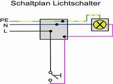 schaltung le schalter steckdose schaltplan lichtschalter ausschaltung anschlie 223 en