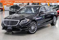 Pre Owned 2015 Mercedes Benz S Class 550 For Sale In