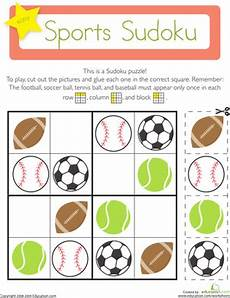 sports worksheets kindergarten 15816 critical thinking exercises