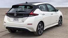 2019 nissan leaf review 2019 nissan leaf e plus drive capable competent