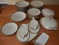 Geschirr Mit Goldrand - service goldrand neu und gebraucht kaufen bei dhd24