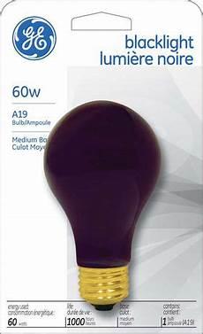 ge lighting canada 60 w a19 blacklight bulb walmart canada