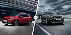 The Peugeot 2008 Vs The Peugeot 3008 What S The Difference