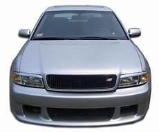 1996 2001 audi a4 s4 4dr wagon duraflex ag s front bumper 1pc kit ebay
