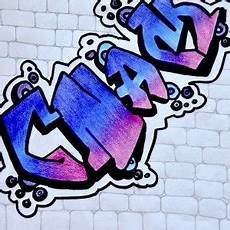 lettere d scritte name in graffiti style year 7 ideas