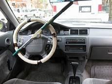 automotive air conditioning repair 1985 honda civic interior lighting buy used honda civic 1995 95 ex 2 door coupe black runs fine 3 piece spoiler hid speakers in