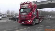 4k 2x Scania R620 V8 Sound Scania R730