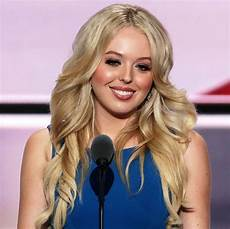tiffany trump tasked with the impossible making her