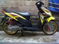 Motor Vario Modifikasi by Koleksi Modifikasi Motor Honda Vario 150 Esp Terbaru