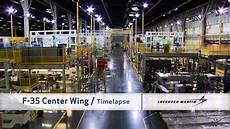 Wing Factory Marietta by F 35 Center Wing Assembly