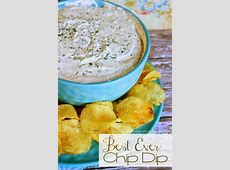 easiest chip dip ever_image