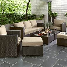 grand resort osborn 7pc sofa seating limited availability outdoor living