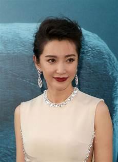 Li Bingbing The Meg Premiere In La