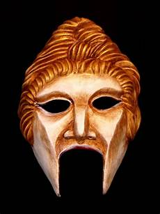 greek masks goddess mask for greek theater by theater masks com