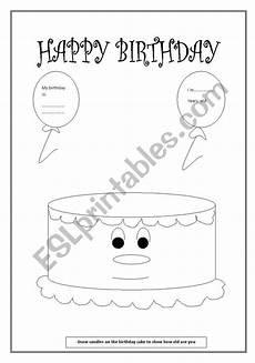 s birthday worksheets 20261 birthday cake esl worksheet by arabella86