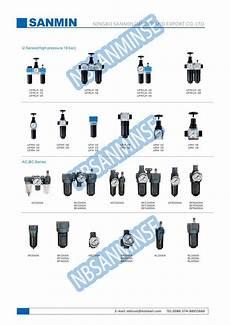 urh pneumatic air filter regulator and lubricator air