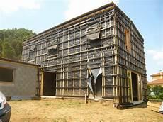 maison bois et annexe en container maritime fabien