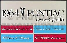 service repair manual free download 1964 pontiac grand prix electronic throttle control 1964 pontiac repair shop manual reprint supplement catalina star chief bonneville grand prix