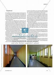 Raum Und Farbe Gestaltung Einer Grundschule Unter