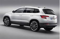 nouveau suv skoda it s the skoda karoq suv new yeti replacement revealed in