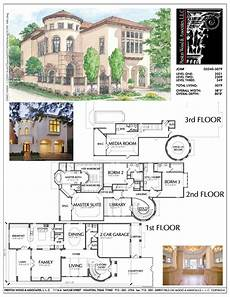 tnd house plans 2 1 2 story urban home plan ad5240 dream house plans
