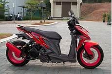 Modifikasi Vario 125 Pgm Fi by Modifikasi Honda Vario Techno 125 Pgm Fi Cbs Modifikasi