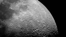 Mond Durch Ein Teleskop 1080p