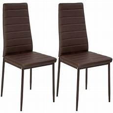 chaise chez conforama lot de 2 chaises de salle 224 manger salon cuisine design