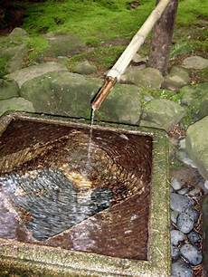 fontaine jardin japonais fontaines de jardin japonais fontaines en et bambou